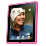 Gecko Profile Hard Case Apple iPad Pink + Guard