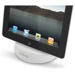 KiDiGi USB Cradle Apple iPad 2 White