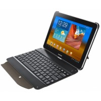 Samsung Galaxy Tab 10.1 Case met Bluetooth Keyboard