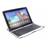 Case Bluetooth Keyboard Samsung P7500 Galaxy Tab 10.1 Aluminum