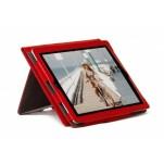 Gecko Folio Case Deluxe Apple iPad 2/3 Red