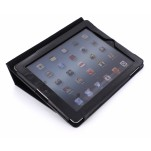 Case met Stand Apple iPad 3 Black